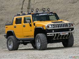 So, Who Thinks We Need More 4WDs Like Jeeps And Hummers In