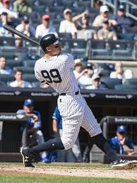 Aaron Judge at 50 A worthy king of rookie home runs