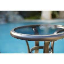Ty Pennington Patio Furniture Parkside by Amazon Com Statesville Patio Side Table Patio Lawn U0026 Garden