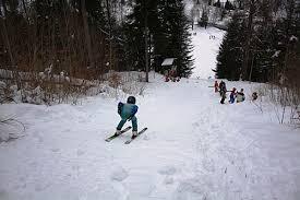 ski club mont noir foncine le haut ski jumping hill archive skisprungschanzen