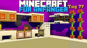 wie baut eine küche in minecraft 1 14 4 minecraft küche für anfänger tag 77