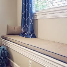 Window Seat Bed Plans