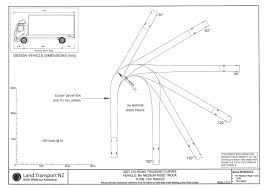 RTS 18 | NZ Transport Agency Turning Radius Diagram F250 Application Wiring 4a Design For Trucks Section 6 Operational Ciderations Relating To Long Trucks In Rural Areas Semi Truck 5th Wheel Enthusiast Diagrams Lvadosierracom New Lift Increased Turning Radius Suspension 28 Collection Of Bdouble Circle Drawing High Quality Garbage Mac Block And Schematic Turnaround Proposed At Base Indy Pass Aspen Public Radio Bmw For Light Switch