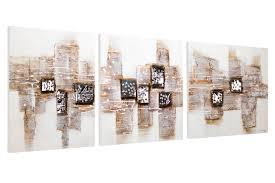 acrylic painting trinitarian doctrines 150x50 cm