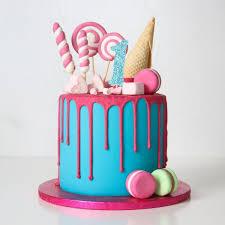 cake topper glitter zahl nummer 1 blau