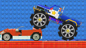 Lego Monster Truck | Monster Truck Stunts | Kids Toy Truck | Monster ... Lego Monster Truck 192pcs I Tried Building The Monster Truck But It Didnt Turn Out Right Lego Ideas Product Ideas 10260 Slot Carunion Moc Technic And Model Team Eurobricks Forums Monster Truck In Ardrossan North Ayrshire Gumtree Month Is Tight Cant Effort Blue From For City 2018 Review 60180 Youtube Transporter No 60027 18755481