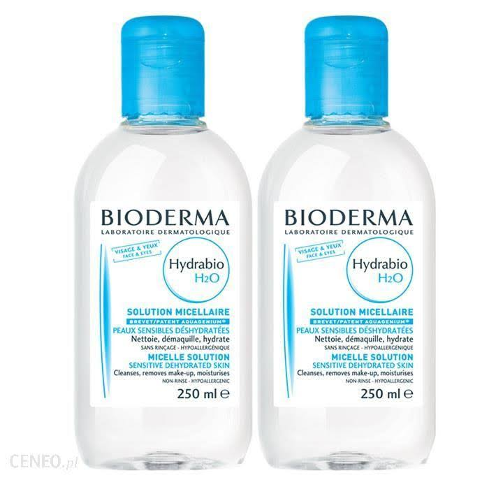 Bioderma Hydrabio H20 Duo Pack