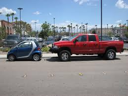 Dodge Ram Meets Smart Car - Dodge Cummins Diesel Forum