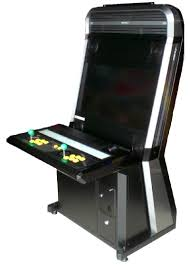 Arcade Cabinet Plans 32 Lcd by Fillmore Games Taito 32