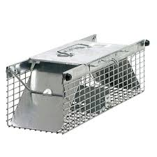 Havahart Small 2 Door Animal Trap 1025 The Home Depot
