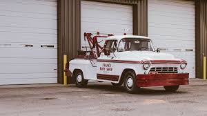 This '55 Chevrolet Wrecker Is The Most Loyal Employee At Frank's ... Truck Shop Sws Equipment Body West Michigan Intertional Grand Rapids Rust Repair And Clean Up Gallery River States Trailer Eau Claire Wisconsin Commercial Ip Serving Dallas Ft Worth Tx Schedule A Appoiment Fort Texas Bam Dickeys Donates 3k Worth Of Addons To Dogie Days Naples Work More About Terrys Auto Paint In Maryland Collision Fargo Freightliner
