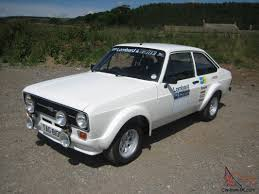 Ford Escort MK2 RS2000 Part Rally Prepared