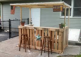 Outside Patio Bar Ideas by Outdoor Bar Designs Peeinn Com