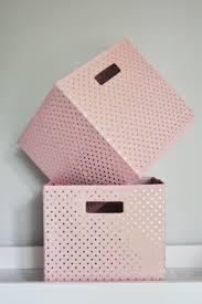 Christmas Tree Storage Tote by Best 20 Pink Storage Bins Ideas On Pinterest Storage Bins Pink
