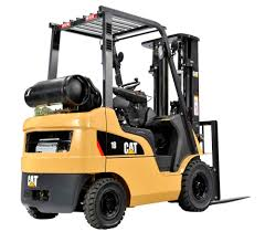 100 Cat Lift Trucks LPG Forklift Gas Rideon Industrial GP1535CN