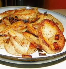 Diner Style Baked Potato Home Fries Recipe Genius Kitchen