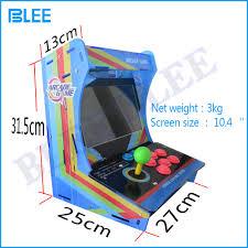 100 mini mame arcade cabinet kit 100 xtension arcade