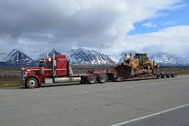 100 Werner Trucking Pay CDLs Fly South For Shift Work Alaska Business Magazine
