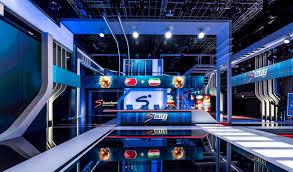 100 Design Studio 6 SuperSport Broadcast Set Gallery