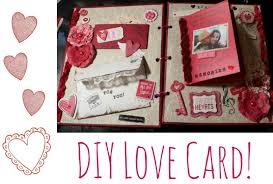 Creative Handmade Love Cards For Him Greeting Ideas