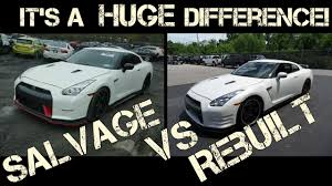 100 Salvage Trucks For Sale The HUGE Difference Between A And Rebuilt Car YouTube