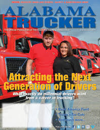 Alabama Trucker, 1st Quarter 2018 By Alabama Trucking Association ...