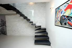 Spiral Staircases And Straight, Stacked Stairs Marretti, Interior ... Stairs Amusing Stair Banisters Baniersglsstaircase Create Unique Metal Handrailings With Pinnacle Staircase And Hall Contemporary Artwork Glass Banister In Best 25 Glass Balustrade Ideas On Pinterest Handrail Wwwstockwellltdcouk American White Oak 3 Part Dogleg Flight Frameless Stair Railing Elegant Safety Architecture Inspiring Handrails For Beautiful Amusing Stright Banister With Base Frames As Decor Tips Cool Banisters Ideas And Newel Detail In Brown