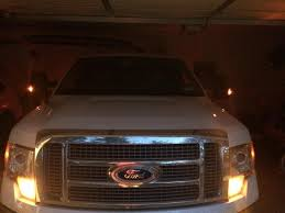 2007 2013 ford f150 truck power heated puddle light smoked style