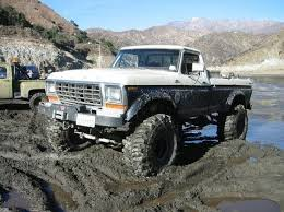 Real Life Mudder Trucks