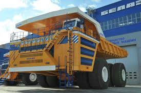 100 Largest Dump Truck BELAZIA Manufacturing Of The Worlds Largest 450T Mining