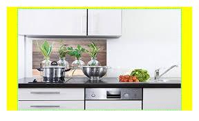 küchenrückwand grazdesign spritzschutz küche glas kräuter