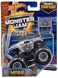 100 Max D Monster Truck Amazoncom Hot Wheels Jam 2017 Tour Favorites Imum