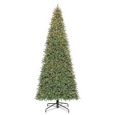 Holiday Time Pre Lit 12 Williams Pine Artificial Christmas Tree Clear Lights