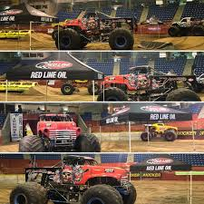 100 Monster Truck Winter Nationals Denver Redlinevendetta Pictures JestPiccom