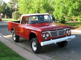 1961-65 Dodge Power Wagon Pickup Truck   Offroad   Pinterest   Dodge ... 1971 Dodge D200 Custom Pickup Finally A 196171 Pic Flickr 1961 Power Wagon Wm300 Pickup An American Hero Asnew In Box Scratches Dents D100 16 Youtube Lancer Wikipedia Garage 13 Car Show Candids Power Wagon S287 Kissimmee 2016 100 Truck For Sale Classiccarscom Cc1129660