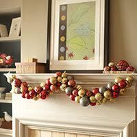 christmas garland christmas wreaths garland the home depot