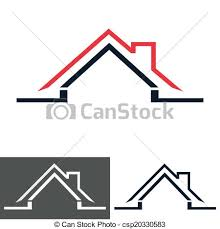 logo chambre chambre maison logo icône vecteur search clip