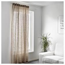aina tessuto a metraggio color naturale linen curtain and linens