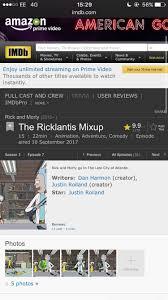 Modern Family Halloween 3 Imdb by The Ricklantis Mixup Is Officially 9 9 On Imdb Rickandmorty