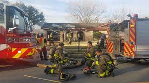 Live Oak Pumpkin Patch Fire by Family Safely Escapes House Fire On South Side