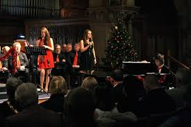 Who Sang Rockin Around The Christmas Tree by Neath Ployphonic Choir Concerts