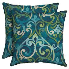 Decorative Lumbar Throw Pillows by Shop Garden Treasures Salito Marine 2 Pack Salito Marine And