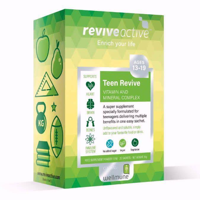 Revive Active Teen 20 Sachets