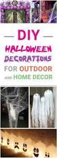 Halloween Decorations Pinterest Outdoor by 841 Best Diy Halloween Ideas Images On Pinterest Halloween Stuff