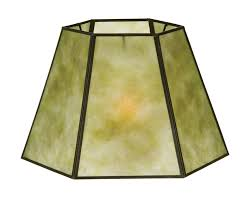Antique Hurricane Lamp Globes green lamp shade custom lamp shade tropical lampshade fabric lamp