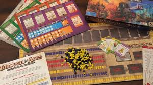 Early On In My Experience Playing Hobby Board Games I Remember Being Captivated By Through The Ages Had Only Dabbled Civilization Video And