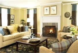 yellow living rooms decorating living room with pale yellow walls