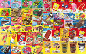Choose An Ice Cream Fifteen Classic Novelty Treats From The Ice Cream Truck Bell The Menu Skippys Hand Painted Kids In Line Reese Oliveira Shawns Frozen Yogurt Evergreen San Children Slow Crossing Warning Blades For Cream Trucks Ben Jerrys Ice Truck Gives Away Free Cups Of Cherry Dinos Italian Water L Whats Your Favorite Flavor For Kids Youtube