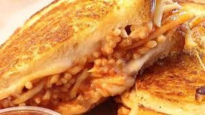 The Spaghetti Grilled Cheese Sandwich Is Latest Hybrid Food To Make ... Nyc Food Truck Archives By Karra Grilled Cheese Truck On Twitter Hi Were Here Grille Official Website Order Online Direct Tasty Eating Gorilla Food Stock Photos Images Alamy 11 Fantastic New York City Trucks For Every Kind Of Meal Eater Ny Kosher Sushi Hits The Streets That Fires Worker After Tipshaming Wall Street Firm An Guide To Best Around Urbanmatter Nyc