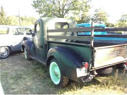 1947 Dodge Truck For Sale | ClassicCars.com | CC-727170 7293 Dodge Ram Slipon Rocker Panel Set Mrtaillightcom Online Store Recall Central 032011 Pickup Truck Kirby Wilcoxs 1965 D100 Short Box Sweptline Slam 1968 W100 Power Wagon Heartland Vintage Trucks Pickups The 1970 Htramck Registry 1972 Dealership Data Book Overview Militarymuseumat W200 Crew Cab Bed 4x4 5 Speed Cummins Cversion Covers 14 Hard Coronet No Gaijin Hot Rod Network Coolest Design Listicle